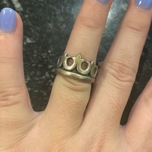 James Avery Jewelry - James Avery Crown Ring